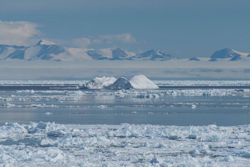 Iceberg, Cape Royds