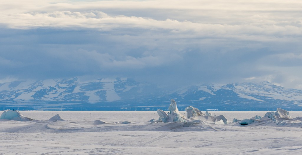 Fata morgana, McMurdo Sound