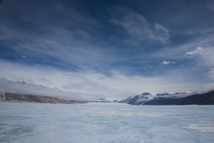 Ferrar Glacier