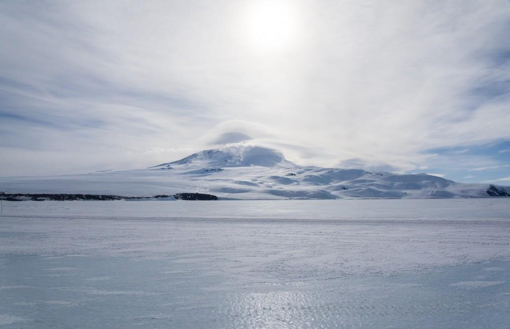 Mt. Erebus, Antarctica