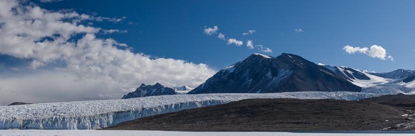 O Canada Glacier