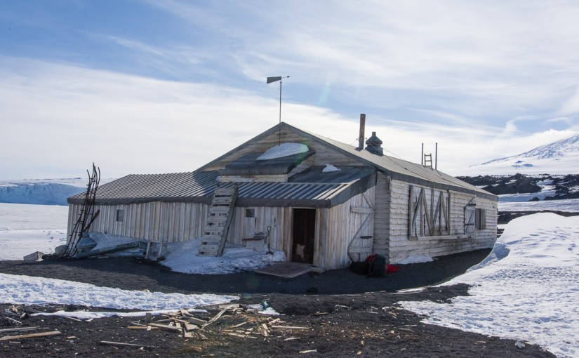 Scott's Hut at Cape Evans: An Antarctic Time Capsule