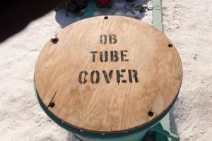 Ob Tube cover.
